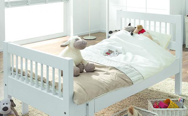 Velika otroška postelja